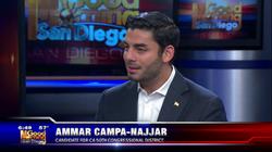 Ammar Campa-Najjar on Good Morning San Diego