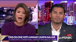 Ammar Campa-Najjar on Kasie DC MSNBC 8/5/2018