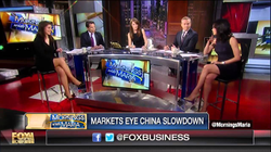 Fox Business :Jo Ling Kent, Recon Capital Partners CIO Kevin Kelly, Maverick PAC Co-Chair Morgan Ortagus and SkyBridge Capital Founder Anthony Scaramucci on the outlook for the Chinese economy.