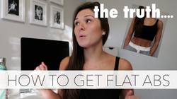 How To Get Flat Abs...The Honest Truth | Maggie MacDonald