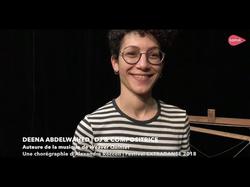 Rencontre avec                               Deena Abdelwahed                              DJ & compositrice | Weaver Quintet | Festival EXTRADANSE 2018