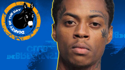 Charlamagne Tha God                              's take on the arrest of Boonk and names him the                               Donkey of the day.