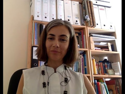 Video of Cristina Sanchez interviewed about her research in Cannabinoids