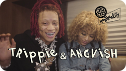 TRIPPIE REDD & ANGVISH x MONTREALITY ⌁ Interview