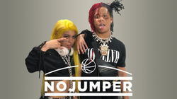 No Jumper                              ​ interview with                               Trippie Redd                              ​ featuring AYLEK$