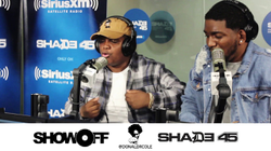 The Hoodies on                               Statik Selektah                              's Shade 45/Showoff Radio