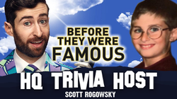 "Michael McCrudden's ""Before They Were Famous"" video of Scott Rogowsky"