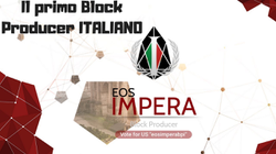 EOS Imperia / YouTube interview in Italian