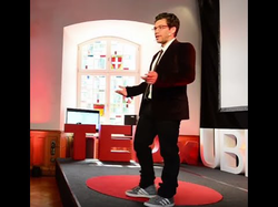 "Tai Lopez                              ​'s                               TED Talk                              : ""Why I read a book a day (and why you should too): the law of 33%"""