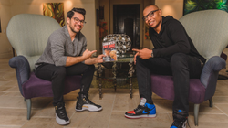 Tai Lopez talks with                               Caron Butler                              ​ about Butler's book,                                                Tuff Juice                                                 ; Butler shares his stories about his life before the NBA