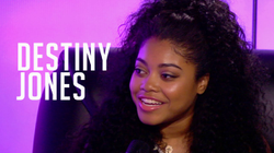 Destiny Jones' interview on                               Hot 97                              ​; she talks about her father (Nas), groupies, and more