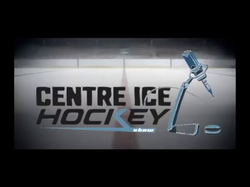 Centre Ice Hockey with Humboldt Broncos Darcy Haugan