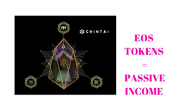 Lend your EOS tokens on Chintai