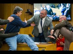 Video of                               Randall Margraves                              ' attack at sentencing.