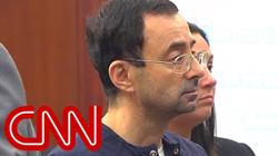 """Larry Nassar sentenced: I signed your death warrant, judge says"" (via                               CNN                              )"