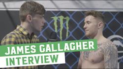 James Gallagher Interview