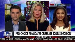 Ben Shapiro                                        vs.                                         Eboni Williams                                        ' Abortion' on The Kelly File