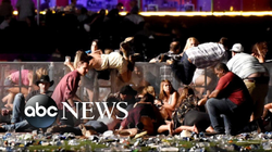 ABC News                              ​ provides footages for the deadliest mass shooting in US history