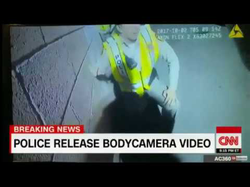 Police release a bodycam video (recorded during the Las Vegas mass shooting)