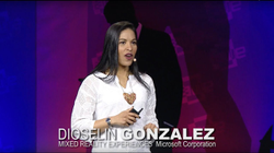 Dioselin Gonzalez (Microsoft): Microsoft's Vision for Mixed Reality in the Modern Workplace