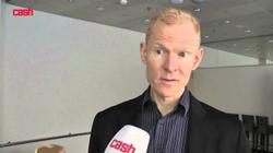 Johann Gevers, CEO und Gründer der Monetas AG