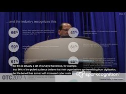 Cognitive Analytics - SparkCognition's Amir Husain at OTC 2017