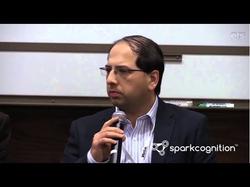 SparkCognition's Amir Husain at ETS15
