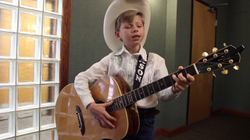 "Mason Ramsey performs Hank Williams - ""Hey Good Lookin"""