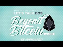 Beyond Bitcoin | EOS | Oct 10 2017