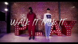 Walk It Talk It | Delaney Glazer & Matthew Smith (Choreography)