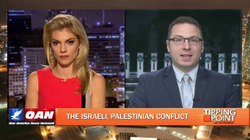 Alex Vanness discusses recent comments by PM Netanyahu's on Tipping Point with Liz Wheeler