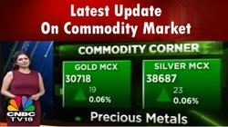 Video about Manisha Gupta's take on commodity market