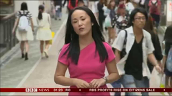 Mariko Oi 大井真理子:--: BBC News - 01 Nov 2015 - Eyelash Extensions