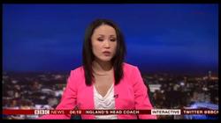 Mariko Oi 大井真理子:-: BBC NEWS - 31 March 2014 -