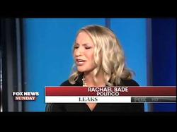 POLITICO Congressional Reporter Rachael Bade Reel