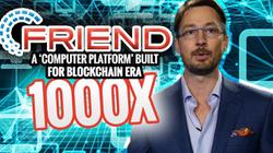 Christopher Greene reviews Friend (FRND) on YouTube.