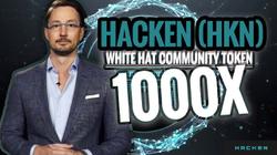 Christopher Greene reviews Hacken (HKN) on YouTube.