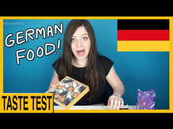 Elly Awesome's German candy taste test
