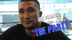 "Joe ""The Party"" Penafiel Final Promo for Combat Night Pro 5"