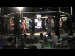 Joe Penafiel vs Rocky Myrthill `135 lbs