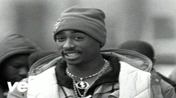 "2Pac                              's music video for ""                               Brenda's Got a Baby                              """
