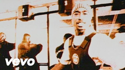 "2Pac                              's ""                               Holler If Ya Hear Me                              "" music video"