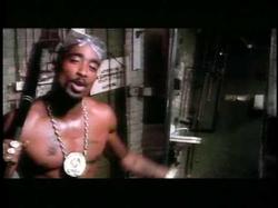 """2Pac                              's """"                               Toss It Up                              """" music video"""