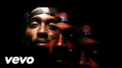 "2Pac                              's ""                               Until the End of Time                              "" music video"