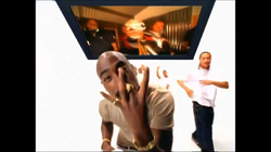 "2Pac                              's ""                               Hit 'Em Up                              "" music video"