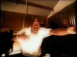 "2Pac                              's ""                               Made Niggaz                              "" music video"