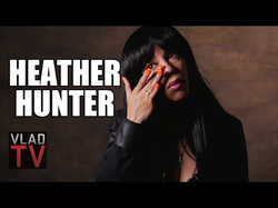 "DJ Vlad                              interviews                               Heather Hunter                              about                               2Pac                              's ""                               How Do U Want It                              "" music video"