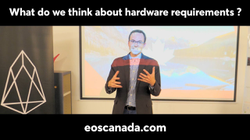Our Opinion on a Block Producer's Hardware Requirements?