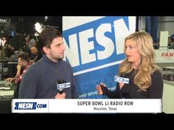 NESN                              :Super Bowl LI Analytics Preview With Cynthia Frelund