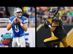 NFL Network's Cynthia Frelund makes her case based on statistics for why Detroit Lions QB Matthew Stafford could be a better player than Pittsburgh Steelers QB Ben Roethlisberger.